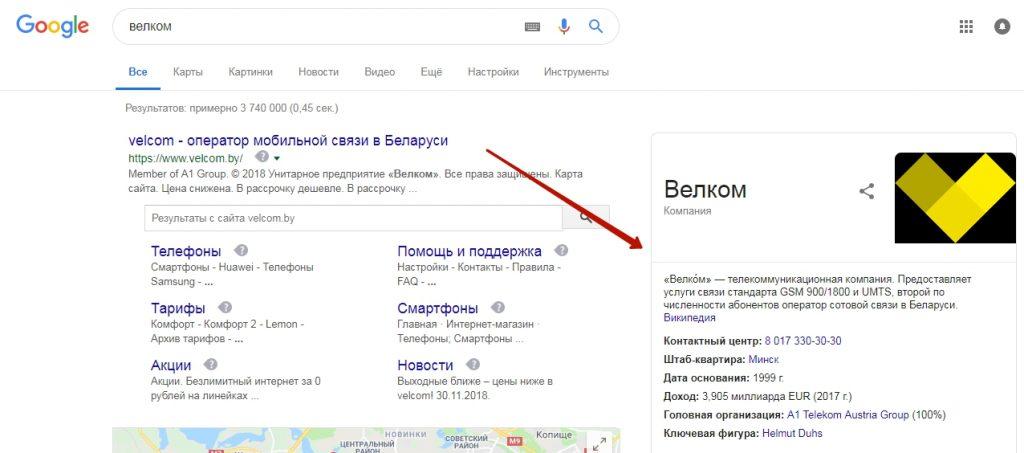 Для чего нужен гугл мой бизнес